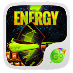 Energy Emoji Keyboard Theme 3.87 Apk