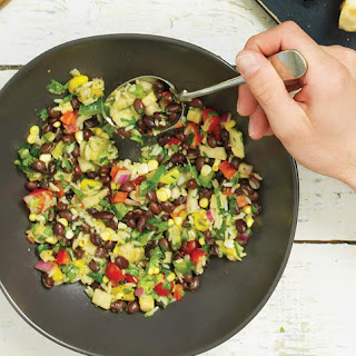 Cuban Black Bean Salad