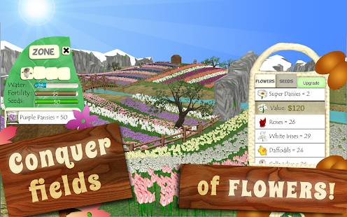Petal Farm - Flower Garden! - screenshot