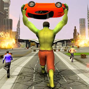 Monster Hero City Rampage For PC / Windows 7/8/10 / Mac – Free Download