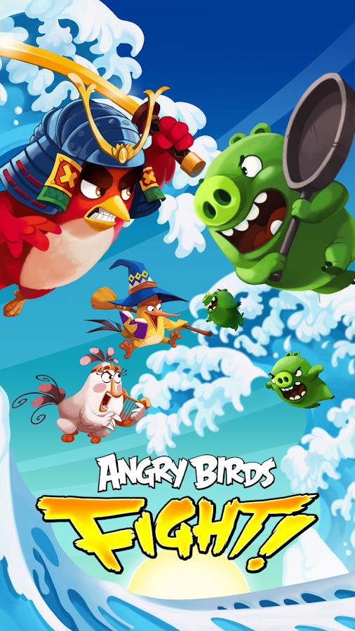 Angry Birds Fight! RPG Puzzle Screenshot 6