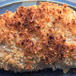 Easy Crunchy Parmesan Ranch Pork Chops