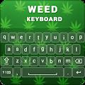 Weed Keyboard APK for Bluestacks
