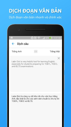 Tu Dien Anh Viet Laban screenshot 5