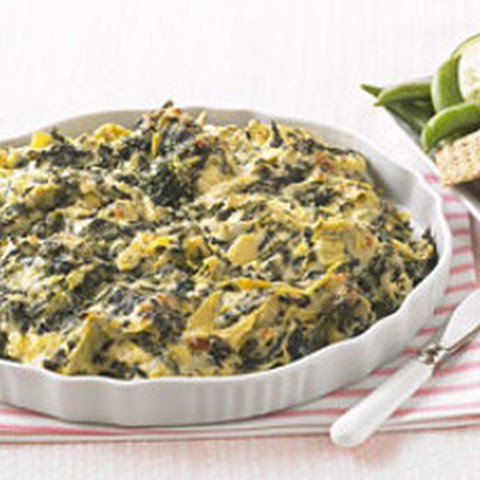 Creamy Spinach and Artichoke Dip-