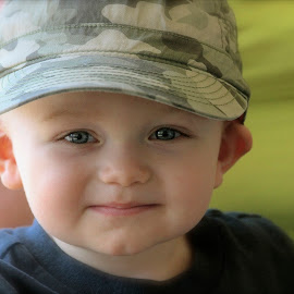 Denny by Robin Thurner - Babies & Children Child Portraits ( children, handsome, boy, photography, portrait )