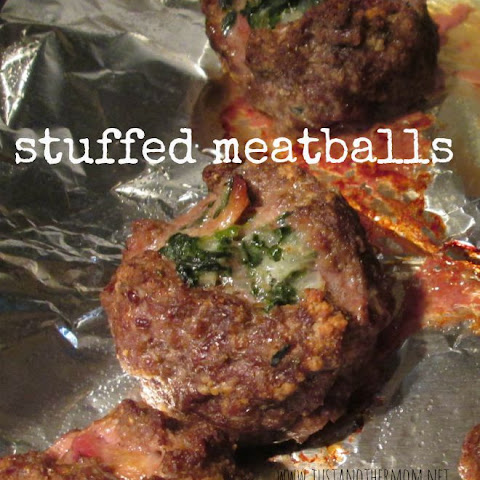 Tasty Stuffed Meatballs