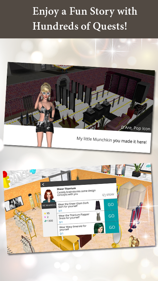 Fashion Empire - Boutique Sim Screenshot 7
