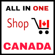 Online shopping apps Canada. All in one shopping 1.2 Icon