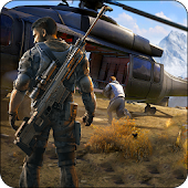 Commando Mountains Operation APK for Bluestacks