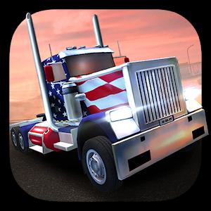 Cover art USA 3D Truck Simulator 2016