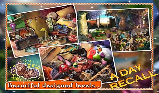 A Day Recall - Hidden Objects - screenshot