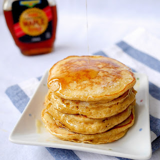 Wholewheat Yogurt Pancakes