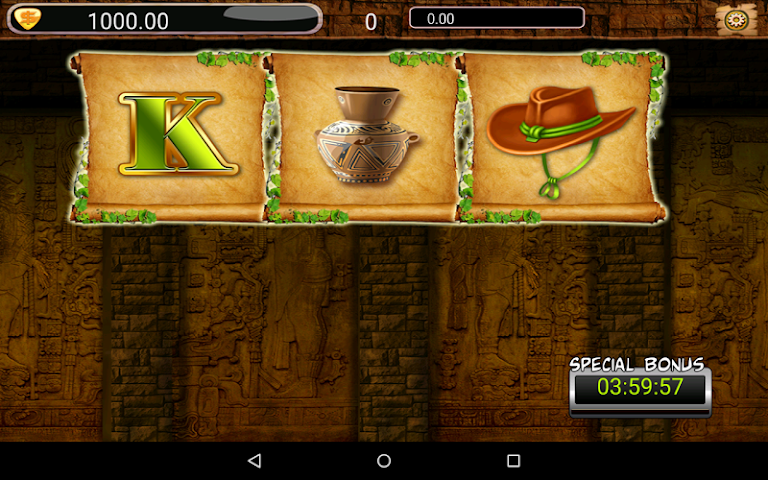 android Olympus Doubledown Slot Screenshot 5