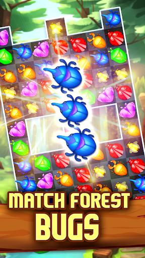 Bug Smash Match 3 For PC