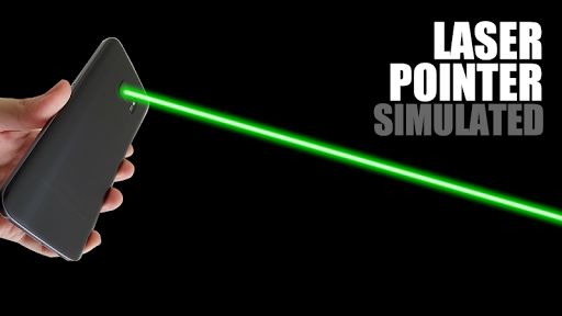 Laser Pointer Simulator For PC