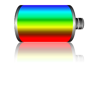Rainbow Battery Bar