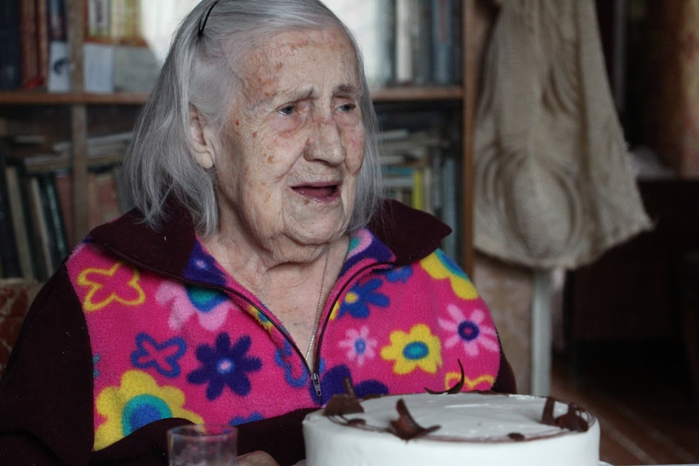 бабушка Ася