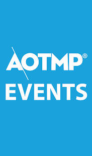 AOTMP Events - screenshot