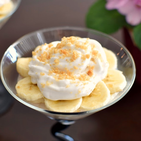 Deconstructed Banana Cream Pie Parfaits