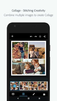Adobe Photoshop Express APK screenshot thumbnail 2