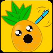 Game Pen Pineapple Apple Pen: PPAP version 2015 APK