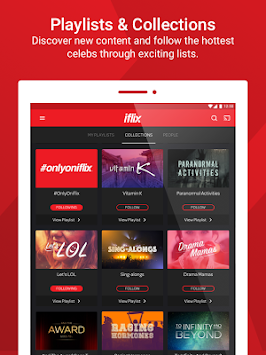 Iflix Global APK screenshot thumbnail 10