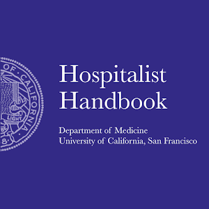 Download Hospitalist Handbook APK