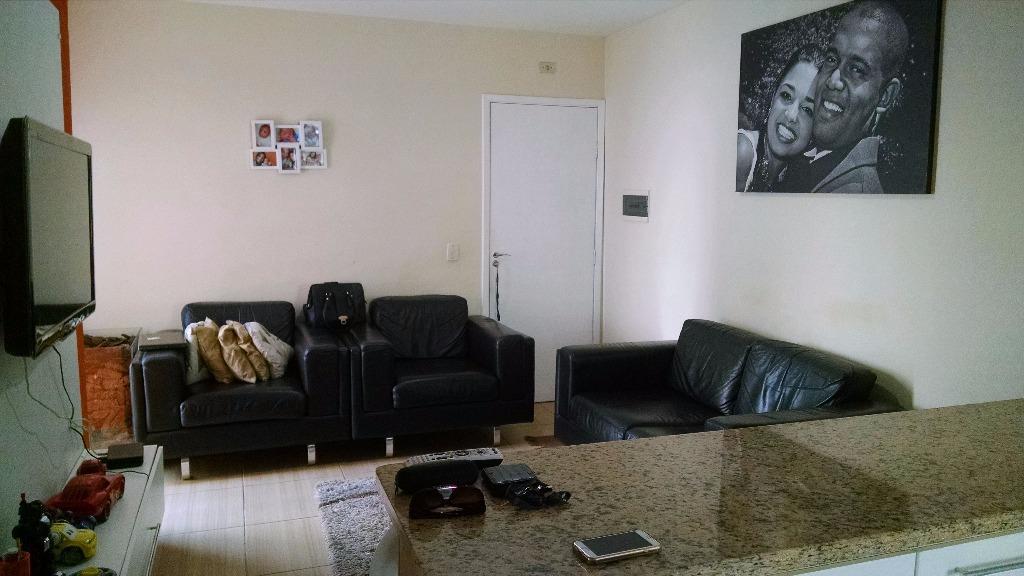 Lindo apartamento em Carapicuiba, 2 dormitórios, Condominio Fechado, Trav. Av. Inocencio Serafico