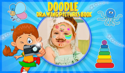 Doodle Drawing Pictures Book - screenshot