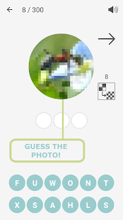 Pixel Photo Quiz - screenshot