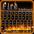 Fire Keyboard Changer APK for Lenovo