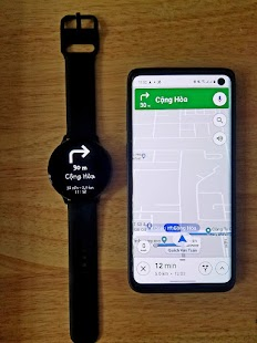 Awesome Navigator: Map navigation for Samsung gear
