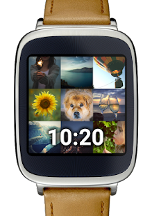 Photo Wear Android Watch Face