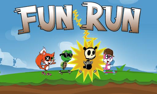 Fun Run - Multiplayer Race screenshot 1