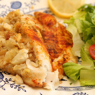 Tilapia Fillets With Crabmeat Recipes