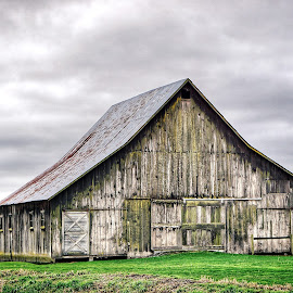 Fading away  by Todd Reynolds - Buildings & Architecture Other Exteriors