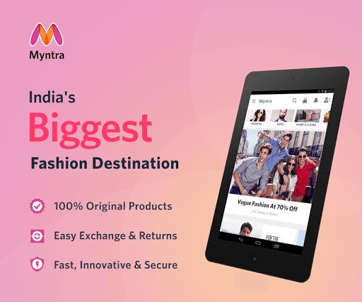 Myntra Online Shopping App screenshot 11