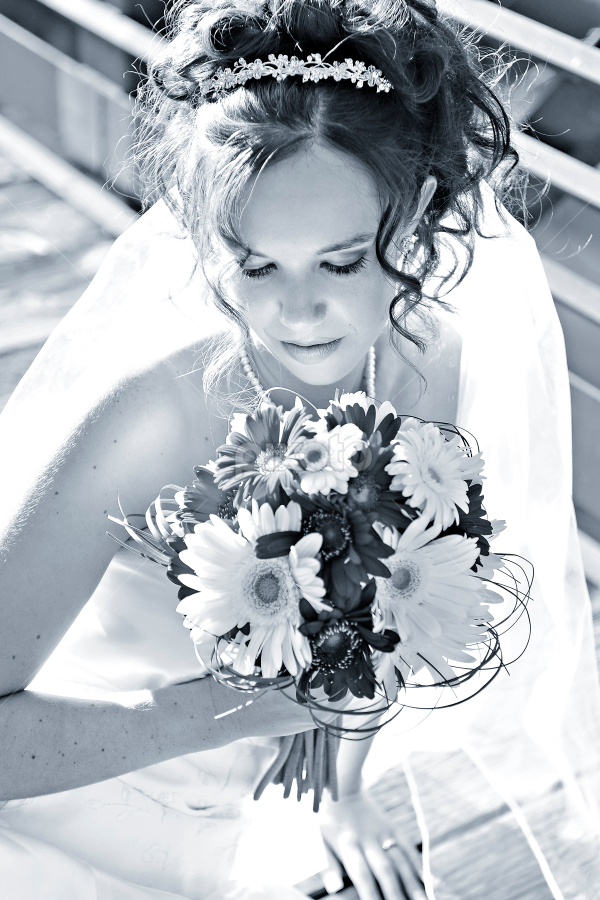 by Melissa Papaj - Wedding Bride