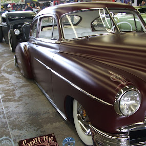 Cool Black Classic Car by Jacob Woolwine - Transportation Automobiles ( car, jacob, classic )