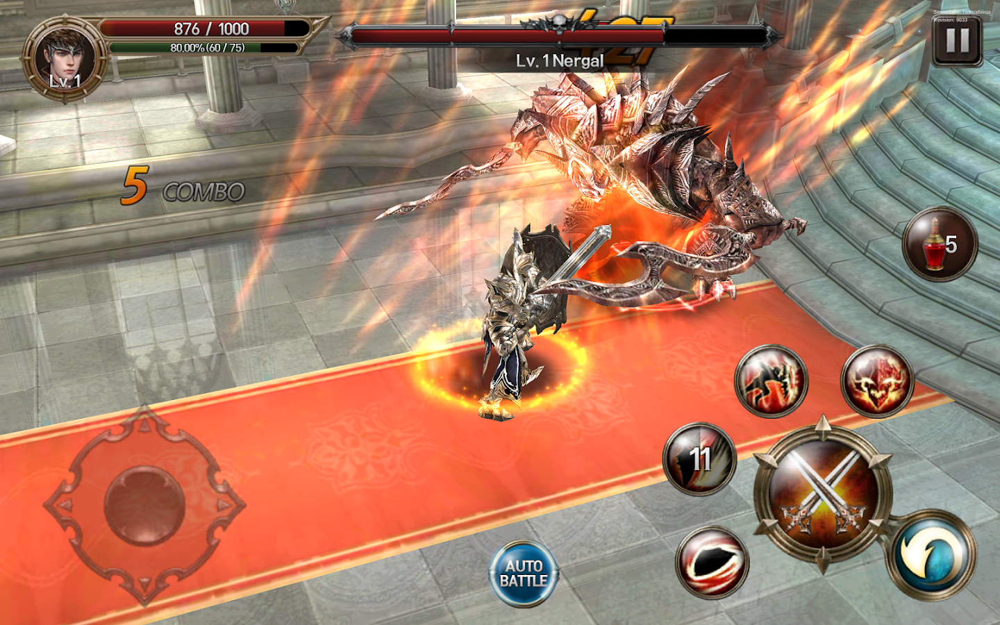 EvilBane: Rise of Ravens Screenshot 11