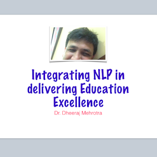 NLP in  Education Excellence - screenshot
