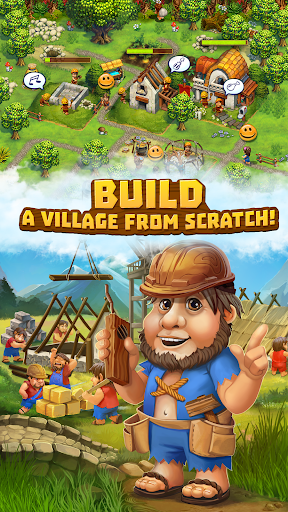 The Tribez: Build a Village screenshot 5