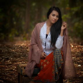 Laras  by Agung Hendramawan - People Portraits of Women ( #modelling, #modelphotography, #models, #model )