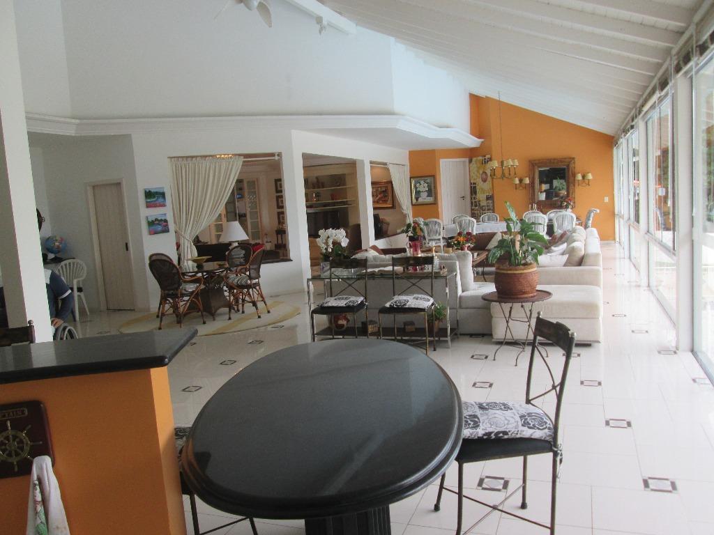 Casa 6 Dorm, Cacupé, Florianópolis (CA0459) - Foto 11