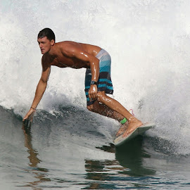 by Coena le Roux - Sports & Fitness Surfing (  )