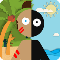Stickman Escape - Island on PC / Download (Windows 10,7,XP/Mac)