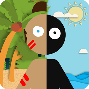 Stickman Escape - Island Online PC (Windows / MAC)