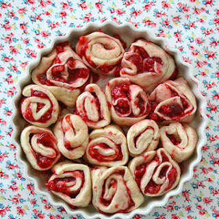 Baked Jam Roll Recipes