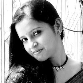by Prakriti Brahmachari - People Portraits of Women (  )